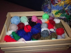 Yarn from Freecycle