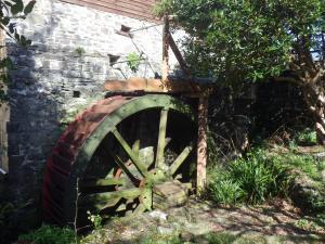 Felin Ganol's wheel: power from an abundant resource