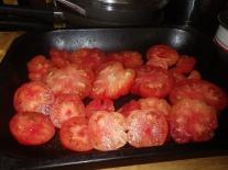 Tomatoes for passata