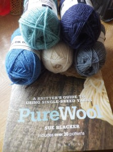 Hurrah for British Wool!