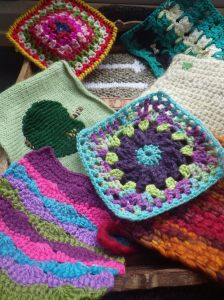 Donated squares... I would still welcome more!