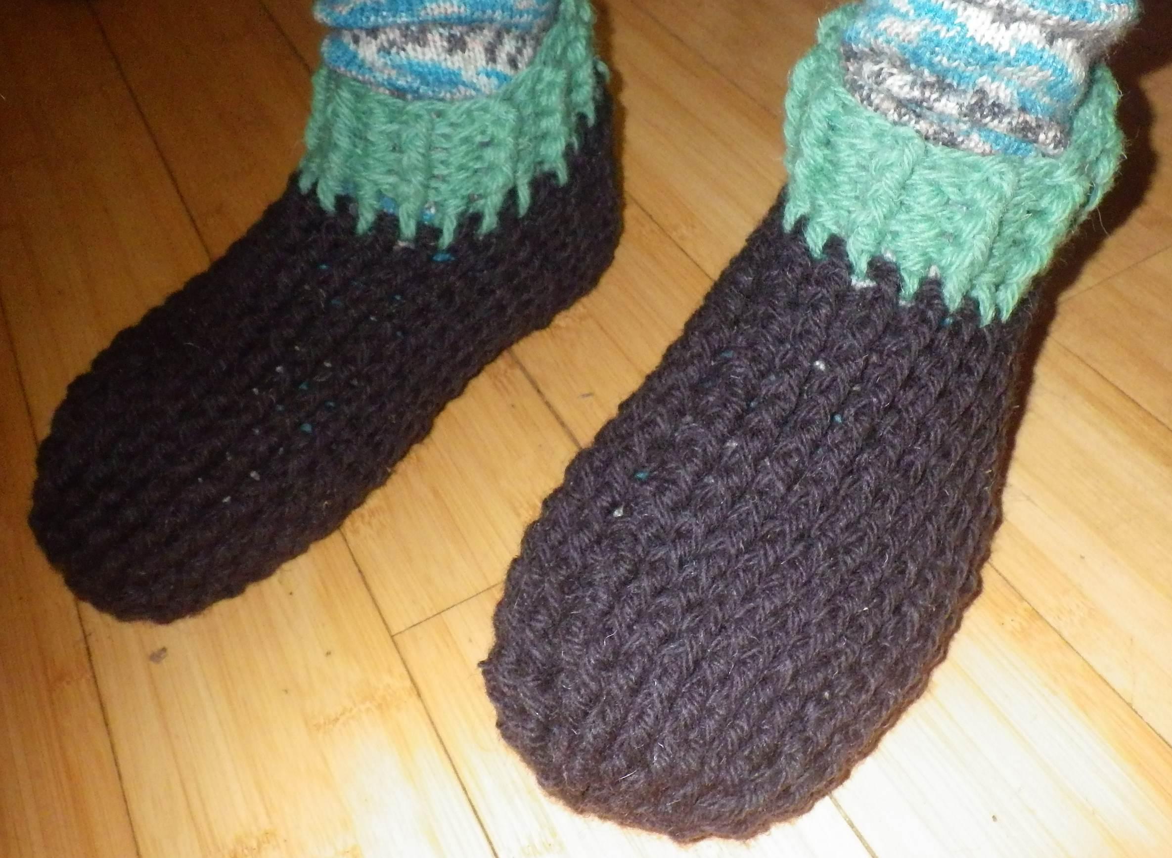 Mr SOH slippers1