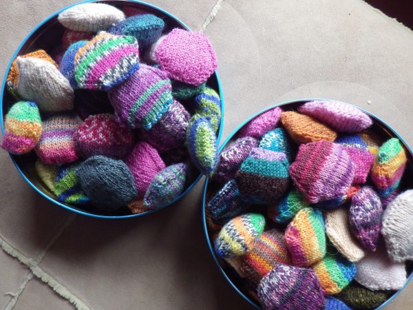 One hundred and six hexipuffs down, seven hundred and ninety four to go!