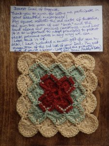 Bavarian crochet from Dani