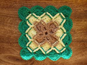 My own Bavarian crochet