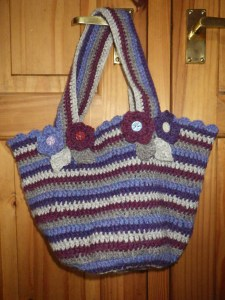 A little jolly chunky bag