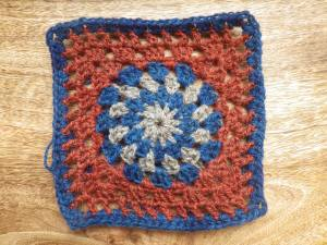 Completed square