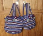 A pair of jolly chunky bags