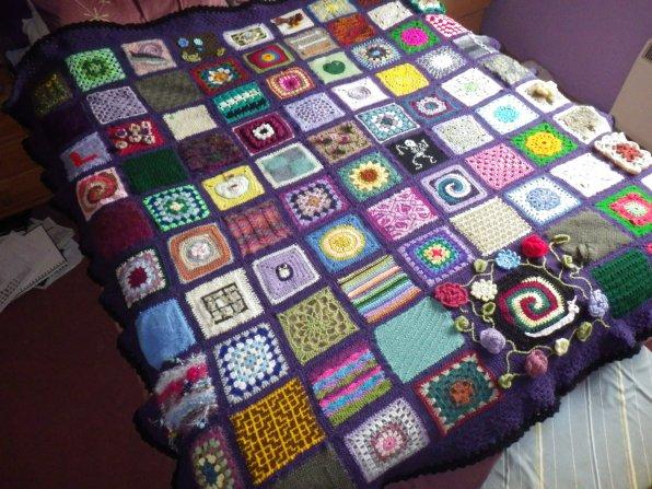 Blanket #1