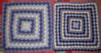 Bavarian crochet along with the 'half Bavarian'