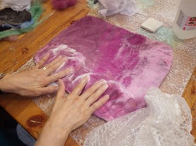 The joy of felting