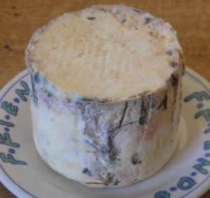 Peeled cheese