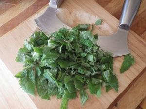 Chop chop!