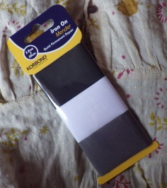 Iron-on mending tape