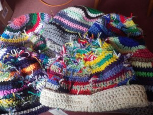 Lots more hats... various sizes