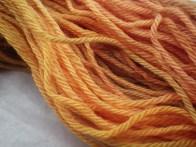 Vibrant butternut squash colour