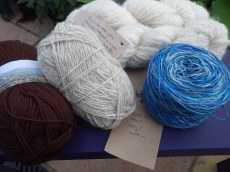Yarns from small producers
