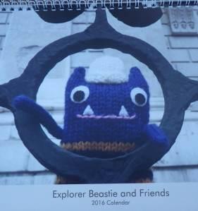 Hello Explorer Beastie!