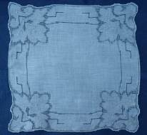 One of the hankerchiefs