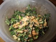 Kale-slaw