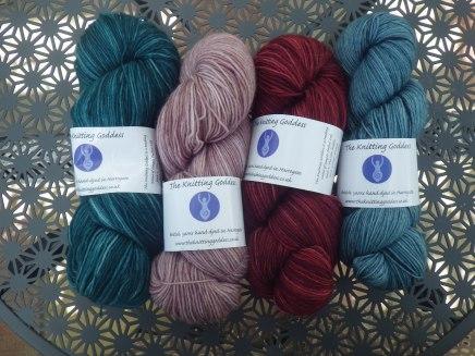 2017 yarn - so far