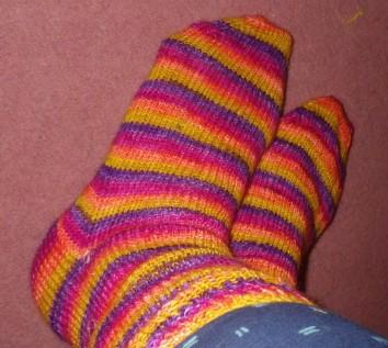 6 Socks 1